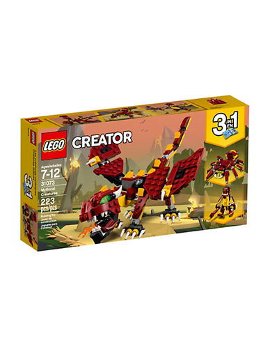 Lego Creator Mythical Creatures 31073-MULTI-One Size