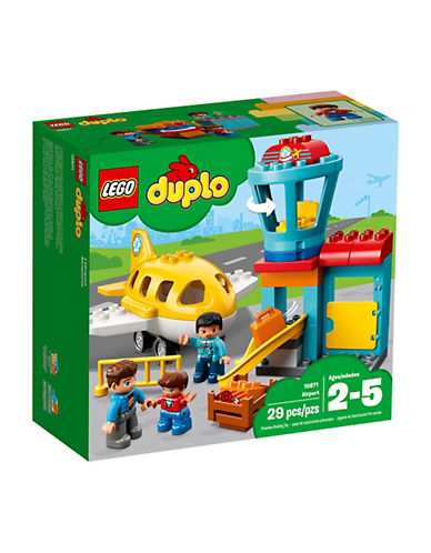 Lego Duplo Airport 10871-MULTI-One Size