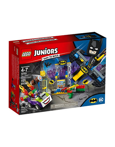 Lego Juniors The Joker Batcave Attack 10753-MULTI-One Size