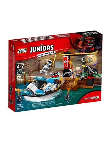 Lego Juniors Zanes Ninja Boat Pursuit 10755-MULTI-One Size