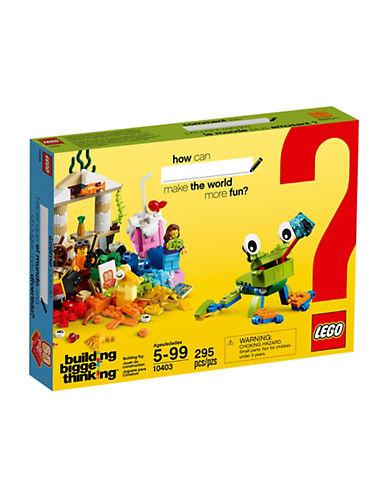 Lego Classic World Fun 10403-MULTI-One Size