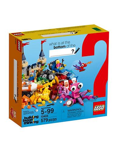 Lego Classic Oceans Bottom 10404-MULTI-One Size