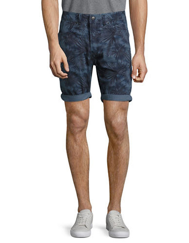 Point Zero Reversible Shorts-BLUE-33 89071074_BLUE_33