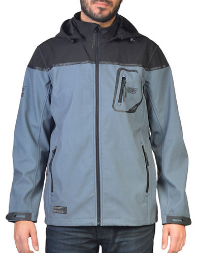 Point Zero Softshell Jacket-GREY-Small 88984038_GREY_Small