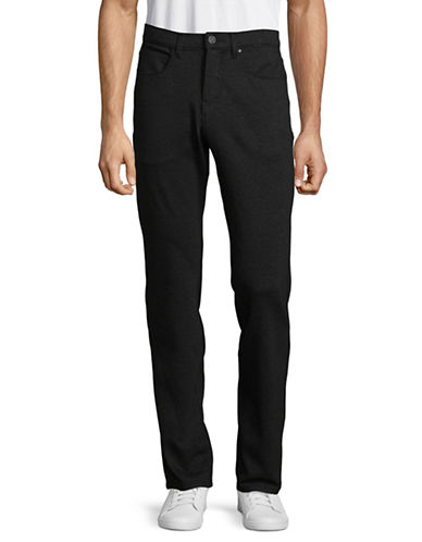 Point Zero Rebound Stretch Pants-BLACK-32