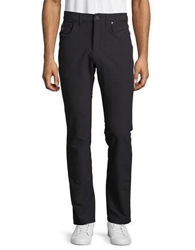 Point Zero Rebound Stretch Pants-DARK GREY-36
