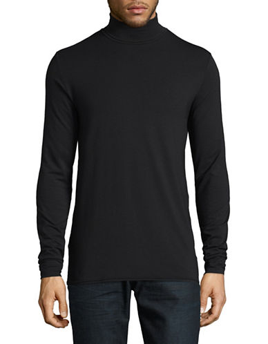 Point Zero Dry Edition Turtleneck-BLACK-Large