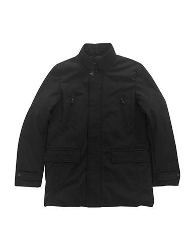 Point Zero Dewspo Soft Jacket-BLACK-Small