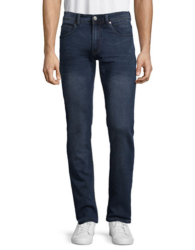 Point Zero Modern Fit Jeans-BLUE-40X32