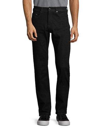 Point Zero Modern Fit Jeans-BLACK-32X34