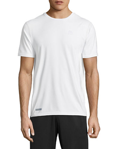 Point Zero PZMotion Performance T-Shirt-WHITE-X-Large