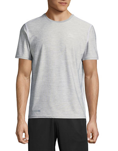 Point Zero PZMotion Performance T-Shirt-GREY-Medium