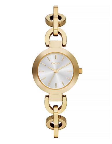 Dkny DKNY Gold Watch-GOLD-One Size