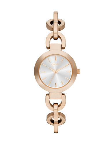 Dkny DKNY Rose Gold Watch-ROSE GOLD-One Size