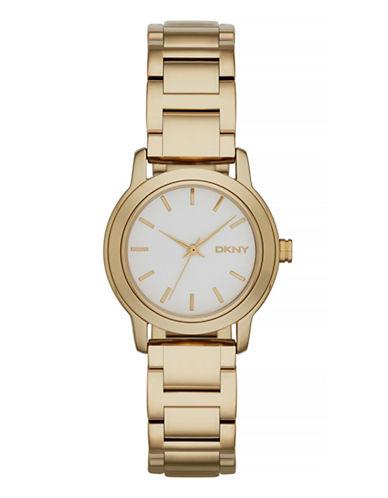 Dkny Womens Standard NY2272-GOLD-One Size