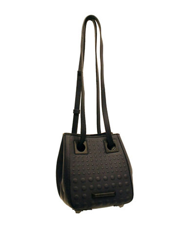 Kendall + Kylie Jules Mini Bucket Bag-BLACK-One Size