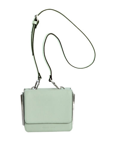 Kendall + Kylie Baxter Leather Crossbody Bag-BAY-One Size