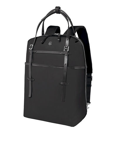 Victorinox Victoria Harmony Two-In-One Backpack-BLACK-16