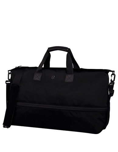 Victorinox Werks Traveller XL Weekender Bag-BLACK-One Size