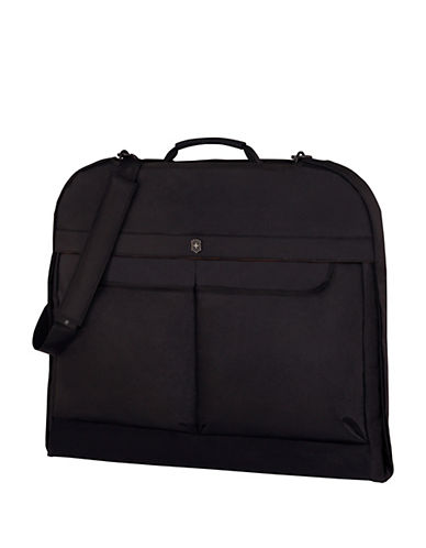 Victorinox Werks Traveller Deluxe Garment Sleeve-BLACK-One Size