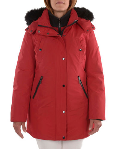 London Fog Thermatec Parka-RED-X-Small 88443865_RED_X-Small