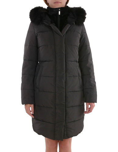Hilary Radley New York Thermatec Puffer Jacket-GREY-Small 88496035_GREY_Small