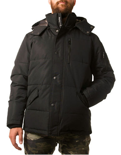 Nautica Thermatec Puffer Jacket-BLACK-X-Large 88747124_BLACK_X-Large