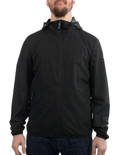 Perry Ellis Dobby Jacket-BLACK-Large 89018727_BLACK_Large