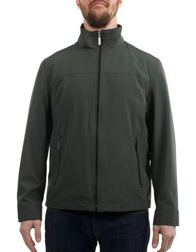 London Fog Zip-Front Spring Jacket-GREEN-Small 88845931_GREEN_Small