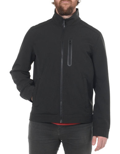 Nautica Bonded Jacket-BLACK-Medium 89311119_BLACK_Medium