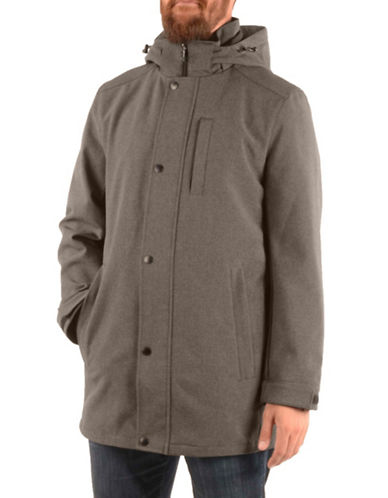 Nautica Nautica Softshell Jacket-GREY-XX-Large 89537907_GREY_XX-Large