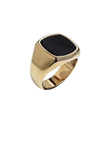Vitaly Vaurus Onyx Ring-GOLD-11