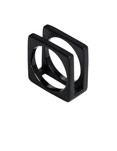 Vitaly Lega Ring-MATTE BLACK-9