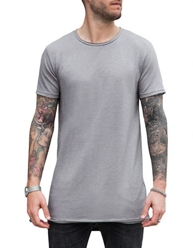 Vitaly Fishtail T-Shirt-GREY-X-Large 88389050_GREY_X-Large