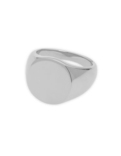 Vitaly Rey Stainless Steel Ring-SILVER-9
