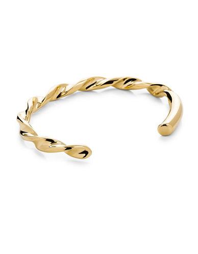 Vitaly Borr X Cuff Bracelet-GOLD-8.5