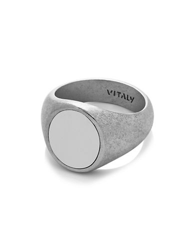 Vitaly Pryde Ring-STEEL-7