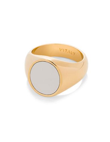Vitaly Pryde Ring-STEEL-9
