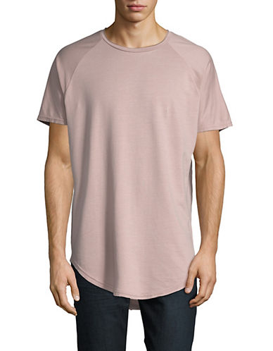 Vitaly Scooped Tee-PINK-X-Large 89762109_PINK_X-Large