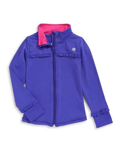 Jill Yoga Ruffled Yoga Jacket-BLUE-6 88038888_BLUE_6