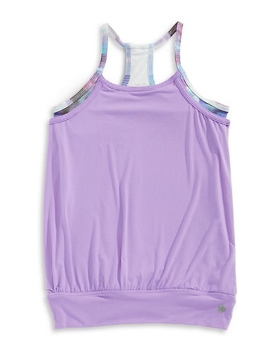 Jill Yoga Print Interior Tank-PURPLE-X-Large 88096639_PURPLE_X-Large