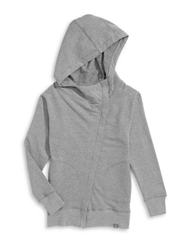 Jill Yoga Yoga Zip-Up Hoodie-GREY-X-Large 88558926_GREY_X-Large