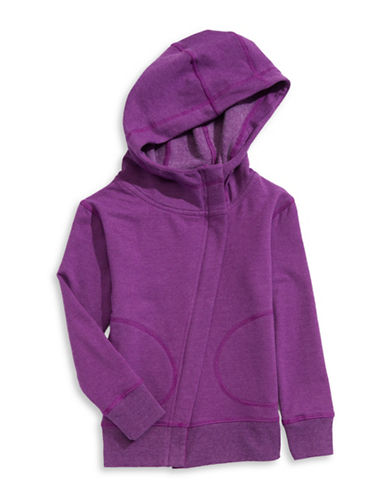 Jill Yoga Yoga Zip-Up Hoodie-PURPLE-X-Large 88468155_PURPLE_X-Large