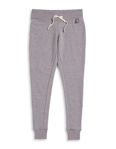 Jill Yoga Yoga Fleece Jogger Pants-GREY-Large 88558929_GREY_Large