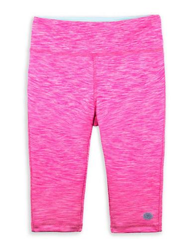 Jill Yoga Yoga Capri Leggings-PINK-12-18 Months 88474461_PINK_12-18 Months