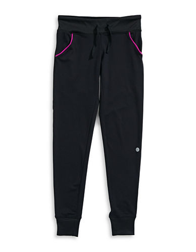 Jill Yoga Piped Joggers-BLACK-Large 88716544_BLACK_Large