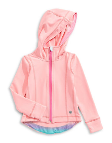 Jill Yoga Hooded Jacket-CORAL-5 89076812_CORAL_5