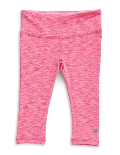Jill Yoga Tie-Dye Print Capri Leggings-PINK-6 89076823_PINK_6