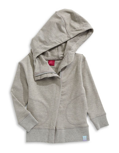Jill Yoga Asymmetrical Zip Jacket-GREY-6 89076848_GREY_6