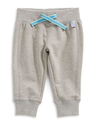 Jill Yoga Fleece Cropped Joggers-GREY-2 89076849_GREY_2